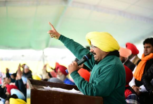Whopping 275 per cent increase in AAP's donations, 24 per cent comes from abroad