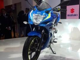 Suzuki Motorcycle unveils new Access 125, upgrades Gixxer