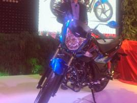 Auto Expo 2016: Hero MotoCorp unveils first in-house bike Splendor iSmart 110