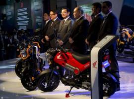 Auto Expo 2016: Honda launches 110 cc bike NAVI