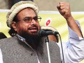 Send troops to Kashmir, Hafiz urges Pakistan