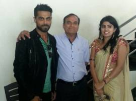 Ravindra Jadeja gets engaged