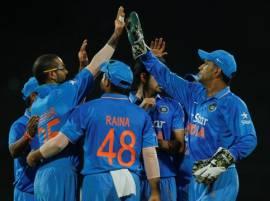 Team India for World Twenty20