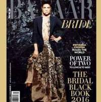 Priyanka Chopra turns 'powerful' modern bride for Harper's Bazaar