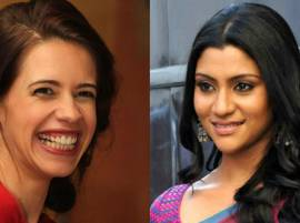 Konkona helping me to learn Anglo-Indian accent: Kalki