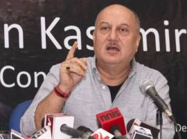 Anupam Kher: A veteran actor or an aspirant politician?