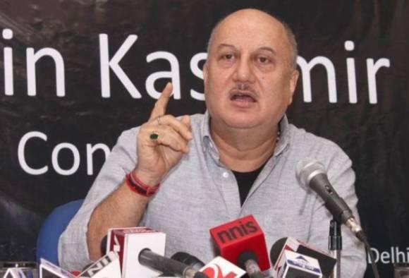 Anupam Kher: A veteran actor or an aspirant politician?