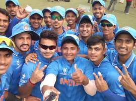 U-19 World Cup: India enter final after beating Sri Lanka by 97 runs