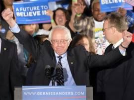 Sanders defeats Clinton, Trump wins in New Hampshire primary