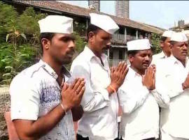 Mumbai dabbawalas pray for Lance Naik Hanumanthappa who is still in coma
