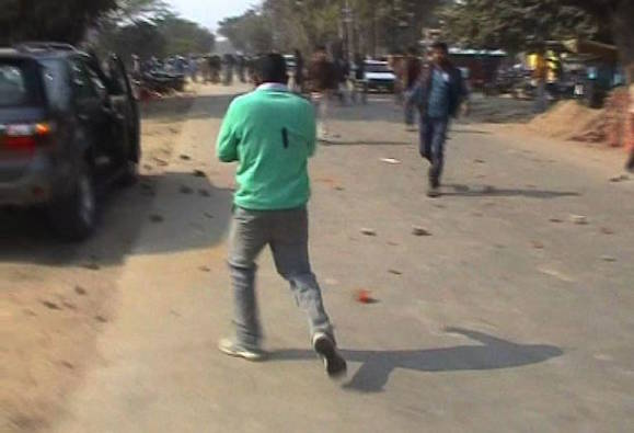 SHOCKING: Man shot in the chest begs for help; police, SP MLA, locals refuse to take him to hospital