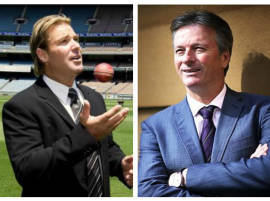 Steve Waugh hits back at Shane Warne's 'selfish' comment