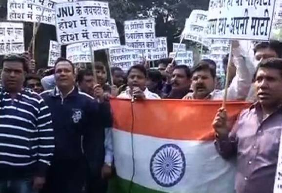 JNU anti-India protest: Students union's head arrested for sedition