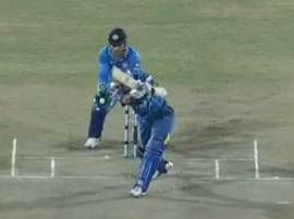 VIDEO: Watch MS Dhoni's lightening fast stumpings