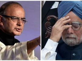 Arun Jaitley hits back at Manmohan Singh; asks him to be non-partisan
