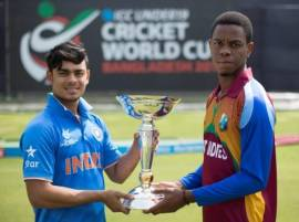 U-19 World Cup Final: India vs West Indies, Live Updates
