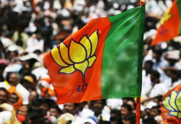 BJP workers lathi-charged by police in UP