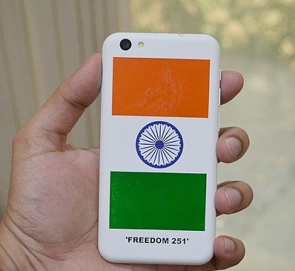Allahabad HC grants interim relief to 'Freedom 251' makers