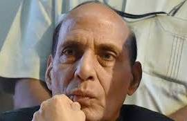 Rajnath to visit Kashmir on Wednesday