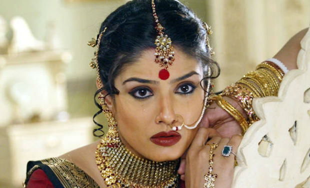 raveena tandon then and now