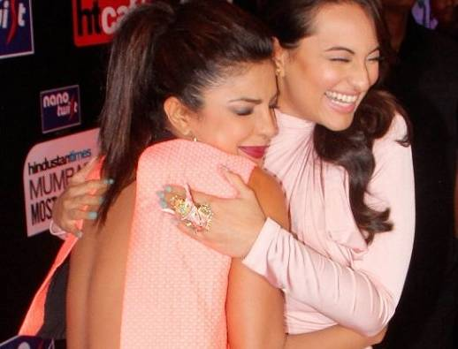 Except Priyanka, not many have managed to break out into West: Sonakshi