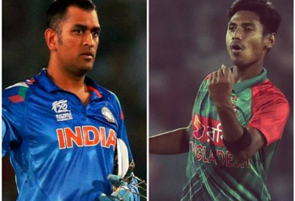 India vs Bangladesh Asia Cup Preview: Dhoni's fitness & Mustafizur are India's concerns