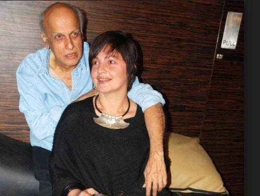 Rahul Bhatt And Pooja Bhatt Mahesh Bhatt Daughter ...