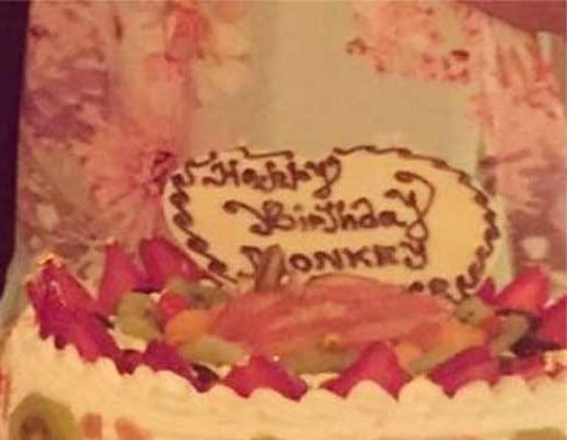 Cake Images Karan : Bipasha Basu Celebrates Her Beau s Birthday In Goa