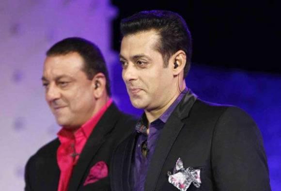 Salman arranges bash at Panvel farmhouse for Sanjay Dutt