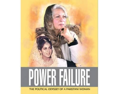 abida hussain book power failure pdf
