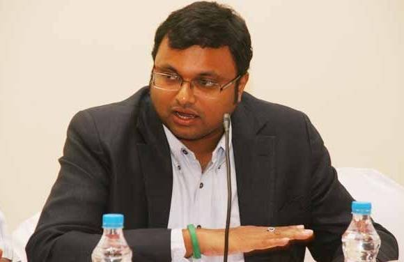 Chidambaram defends son Karti, says 'he didn't influence FIPB decision'