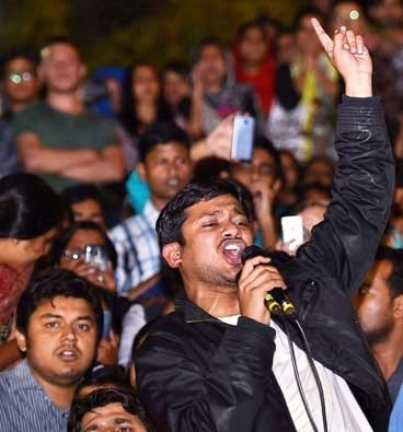 Kanhaiya had objected to cancellation of permission for Afzal Guru event: JNU registrar