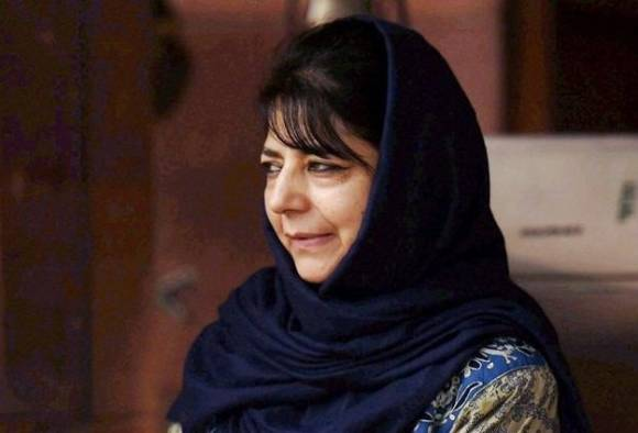 Mehbooba Mufti elected as PDP legislature party leader, to meet J-K Governor tomorrow