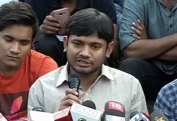 'Cigarette na piyo, peshab na karo': DU teacher alleges Kanhaiya Kumar misbehaved with her in JNU