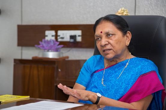 Gujarat on high alert: Anandiben Patel says 'nothing to worry'