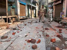 Communal clash in Gujarat kills one