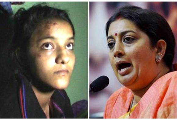 After accident I pleaded for help but Smriti Irani ignored us: Daughter of deceased