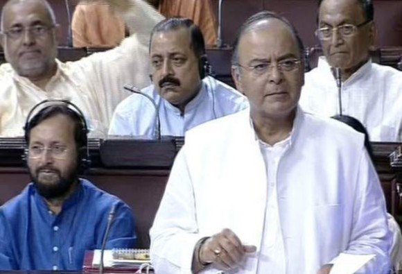 WPI fell for 18 months under NDA government, Jaitley tells Lok Sabha
