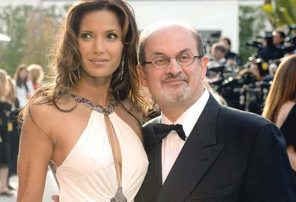 Salman Rushdie's ex-wife Padma Lakshmi slams him in memoir, calls him sexually needy