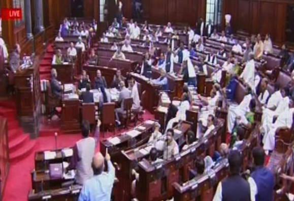 Uproar in Rajya Sabha over Sri Sri's controversial World Cultural Festival