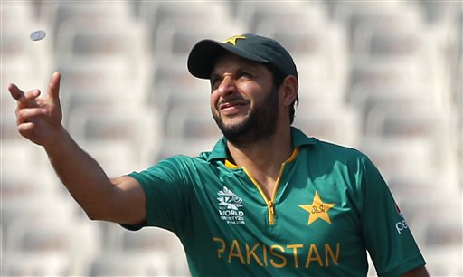 Under-fire Afridi on way out after World T20: PCB Sources