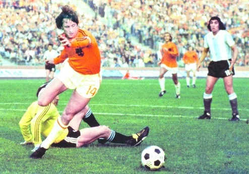 All about Johan Cruyff: The best European footballer of all time
