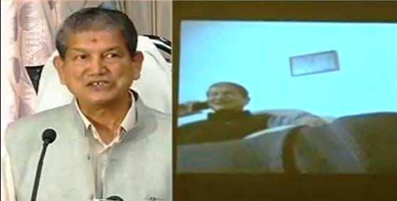 Efforts being made to tarnish Congress Govt.: U'khand CM