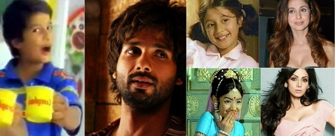 blast from the past bollywood superstars who made debut