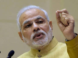 Government is for those who have no support: PM Modi