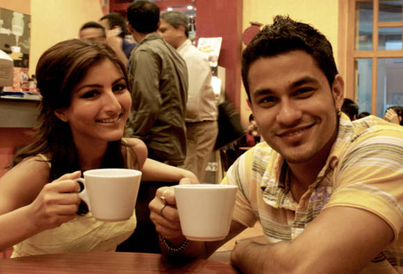All is NOT well between Soha and Kunal!
