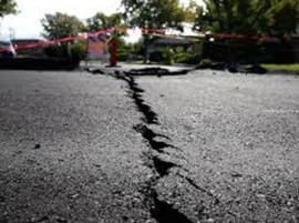 Magnitude 5.5 earthquake hits Myanmar-India border region