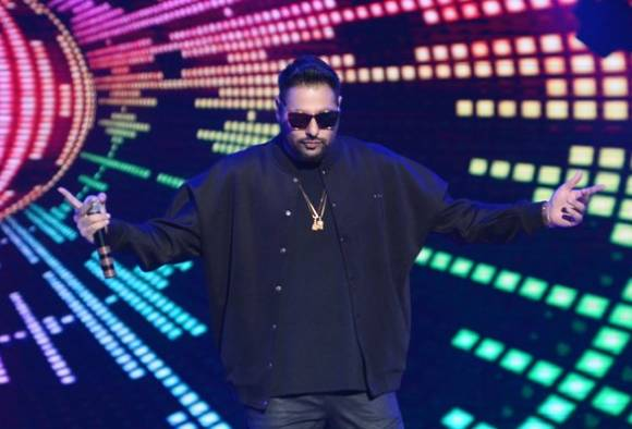 Rapper Badshah's 'dream come true' moment at Star Parivaar Awards 2016