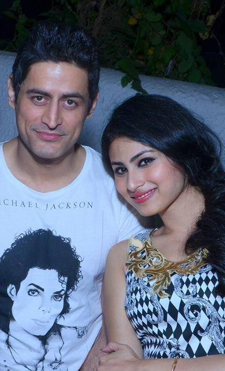 Mouni Roy And Mohit Raina This is what mohit raina has to say about ...