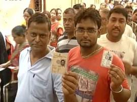 Bengal assembly polls: 54.75 % voter turnout till 1 p.m.